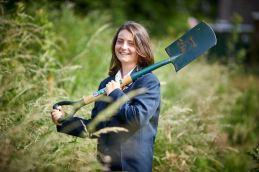 RHS Young School Gardener of the Year 2018 - Ellie Micklewright, Newport High School for Girls