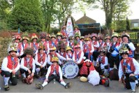 Saddleworth Morris Men set to fill the streets for 45th annual Rushcart Festival