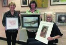 Eye-catching exhibition raises £500 for Springhead Community Centre
