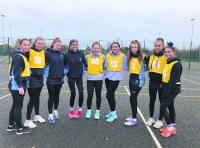 U16s netballers seal spot in regional finals