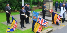 Uppermill D-Day 75 Remembrance Service 5 June 2019 -29