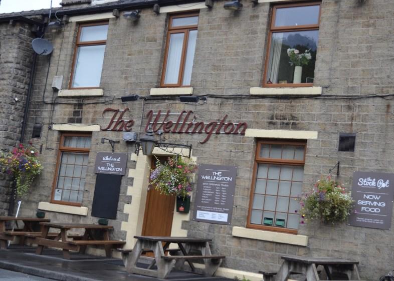 The Wellington Pub, Greenfield