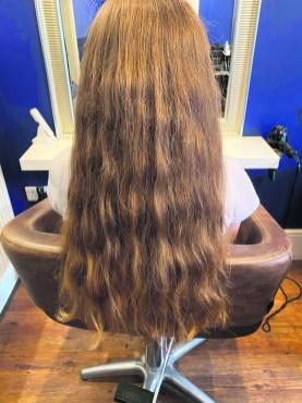evie hair cut 5