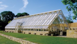 hartley botanic greenhouse at RHS Garden Harlow Carr