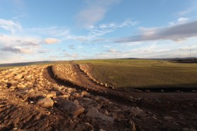 The transformed landfill site now