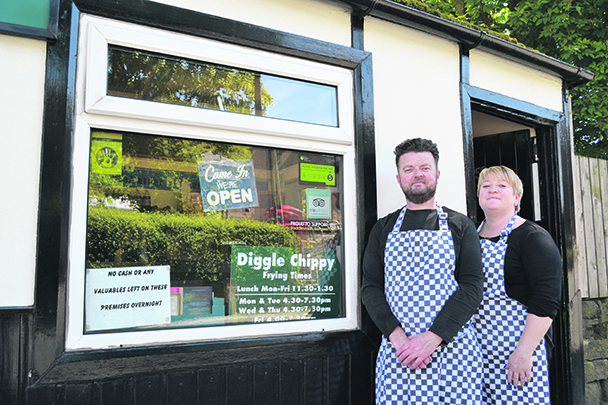 p13 diggle chippy
