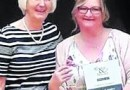 Stalwart Sue honoured with Above and Beyond award