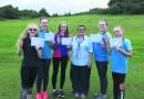 Talented Friezland girls receive highest Guide award