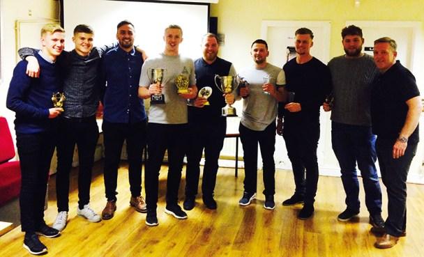 rangers awards