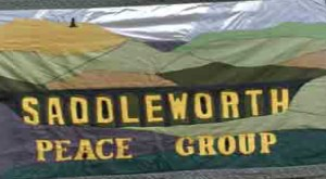 sadd peace group banner