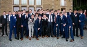 sadd school prom group boys