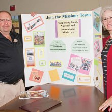 Missions, Dick Kroese and Shanna Schudda
