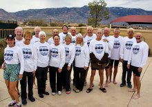 The SaddleBrooke Swim Club gears up for the final event of the season.
