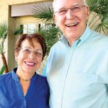 Pat and Pastor Wayne Viereck
