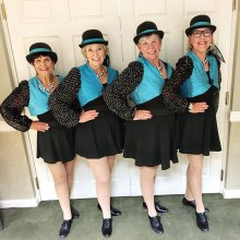The Desert Stars--Clogging with flair!