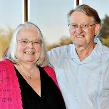 Jane and Stan Gromelski