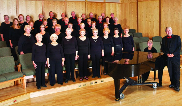 The Catalinas Community Chorus will present a Christmas concert on Sunday, December 6.