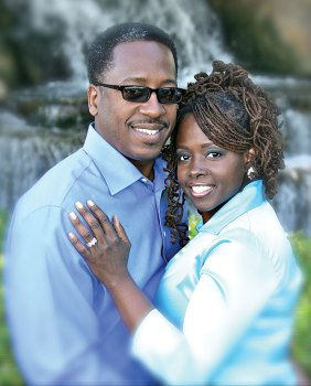 Mark and Arlette Willis