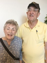 Gail and Ted Barth