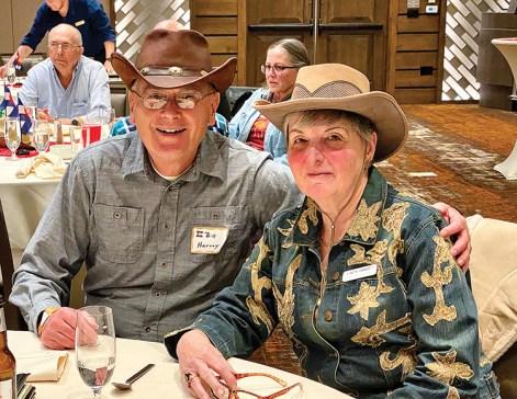 Bill and Linda Harvey