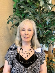 Carol Rose lived in Big Bear, Calif., but more recently in Chandler. She has several friends in SBR, but is looking forward to making many more
