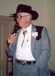 """To Be a Square Dancer You Have to Know How to Laugh"" ... Larry Kraber, Caller for Saddlebrooke Squares"