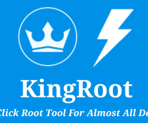 Kingroot v5.0.5 build 20170421 (One Click Root) APK ! [Latest]