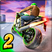 Moto Racing 2: Burning Asphalt v1.105 Mod Apk ! [Latest]
