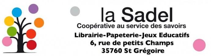 sadel rennes librairie papeterie