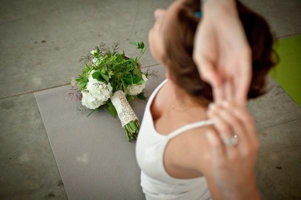 Yoga Wedding Day Celebrations