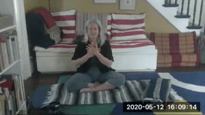 Yin Yoga with Sasha 5/12/20