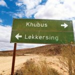 Places With Strange Names in South Africa