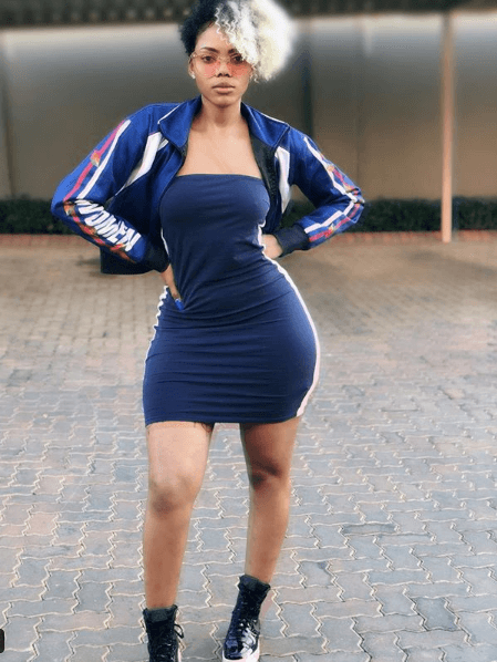 Newly married Lagos socialite, Roman Goddess, Shows off ...