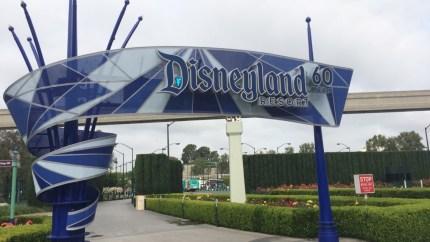 Disneyland Resort in Los Angeles.