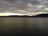 View from the Interislander Ferry