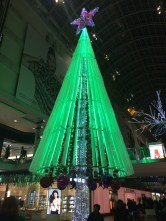 Christmas time in Toronto, Canada
