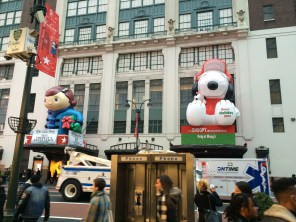 Christmas decorations at Macy's- 2015