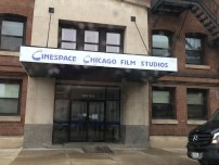 Cinespace- Chicago Film Studios. I had the opportunity to completely nerd out in Chicago and I loved it.