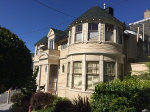 The house where Mrs.Doubtfire was filmed