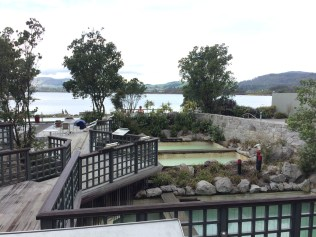 Polynesian Spa in Rotorua