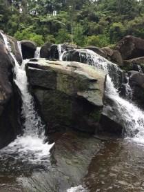 Mclaren Falls in Lower Kaimai