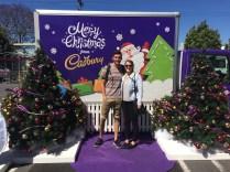 Merry Christmas from Cadbury- Tauranga