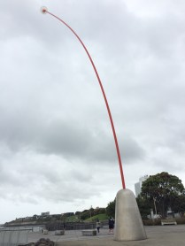 Wind Wand in New Plymouth