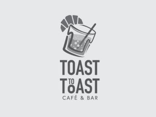 Toast 2 Toast Logo Exploration