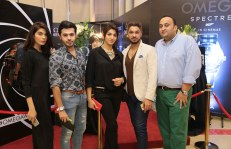 Amna Babar, Siam Ali, Sana Fakhur, Hasan Rizvi and Aamir Mazhar