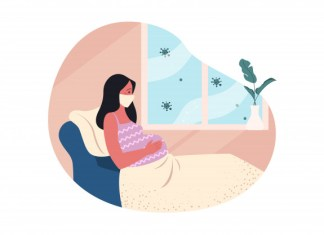 ibu hamil di masa pandemi