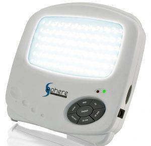 Sphere Gadget Technologies Lightphoria, 10,000 Lux Energy Light Lamp