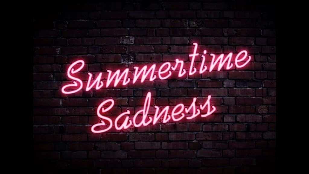 Reverse SAD: Seasonal Affective Disorder in the Summer