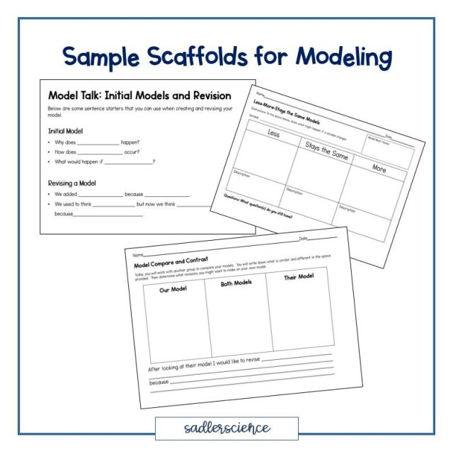 Sample Scaffolds for Modeling