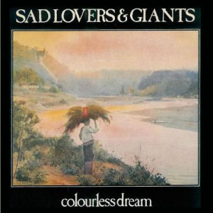 Sad lovers & Giants: Colourless Dream, Things We Never Did 7""